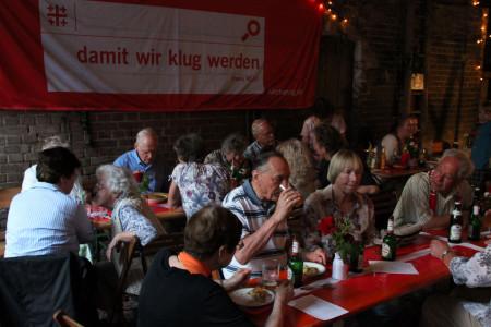 Begegnungsfest in Scheund